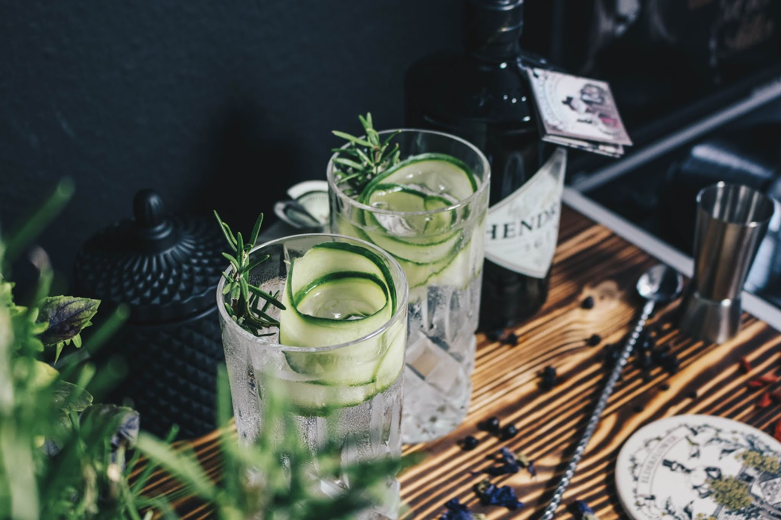 HENDRICK'S GIN GIN UP YOUR LIFE | Fashion Whisper | Bloglovin'