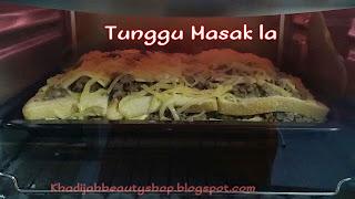 Resipi Mudah Roti Lapis Daging Cheese