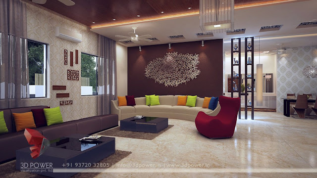 contemporary interior design for family rooms