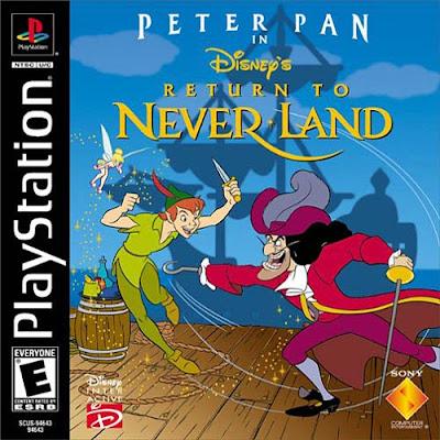 descargar disney's peter pan in return to neverland psx mega
