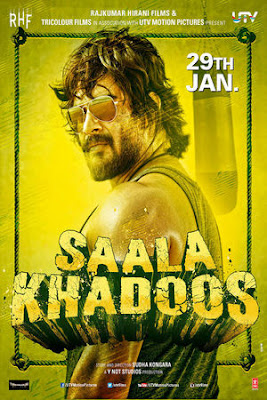 'Saala Khadoos' Movie Tv Premier on Sony MAX Tv Channel Wiki Full Detail