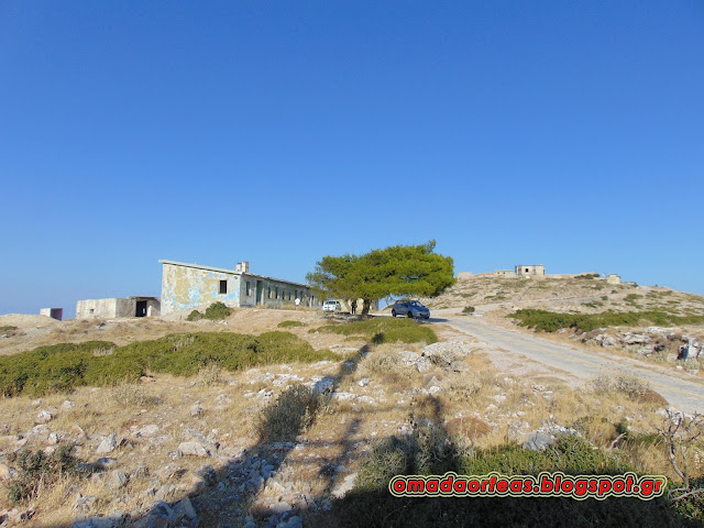 Εγκαταλειμμένη αεροπορική βάση Κερατέας