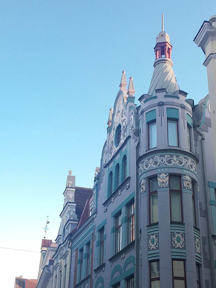 Vanha kaupunki, blue sky, annan tirpat, loma