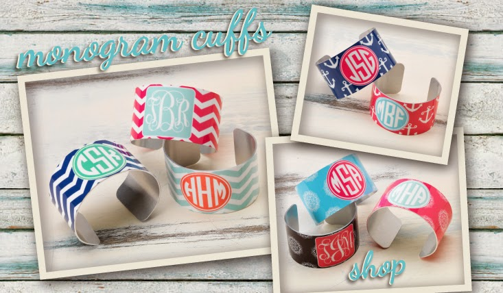 Style Gather Monogram Collection