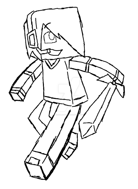 Deadlox Sketch By Doodlederp