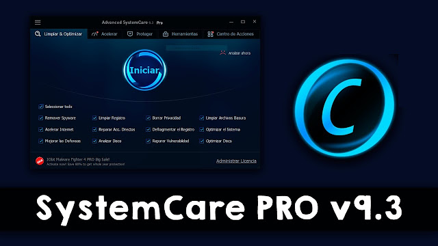 IObit Advanced System Care v9.3