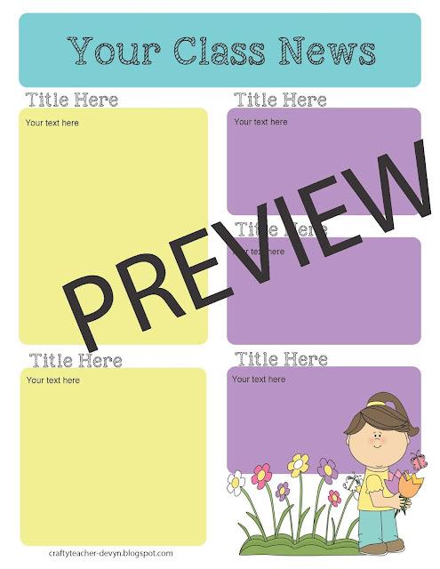 https://www.teacherspayteachers.com/Product/Spring-Newsletter-Completely-Editable-3689997