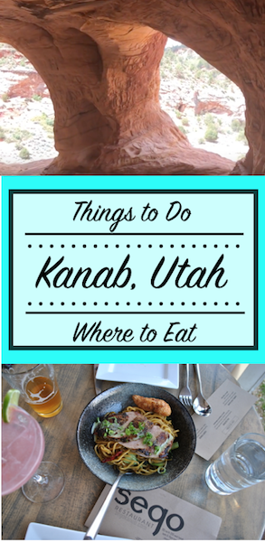 Kanab Utah Where to Eat Things to Do