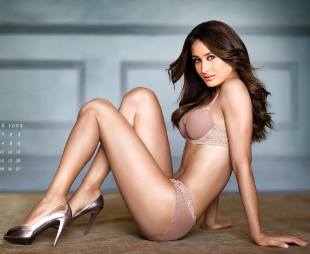 2019 Hd Wallpaper Bollywood Actress In Bikini: Hot Wallpaper: Kareena Kapor Niple Slip