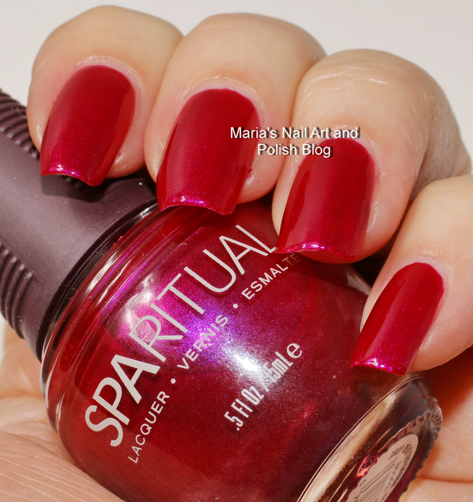 Marias Nail Art and Polish Blog: Sparitual Drop Dead ...