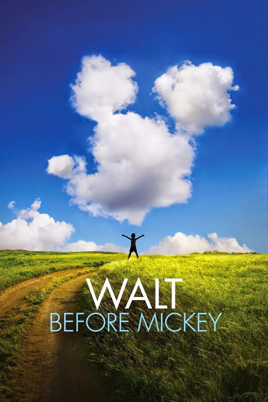 Walt Antes do Mickey Dublado