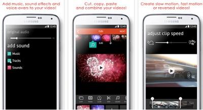 Aplikasi penggabung 2 video menjadi 1 frame di android