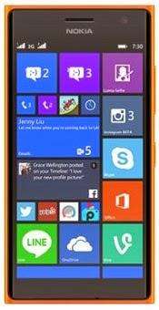 Harga Nokia Lumia 730 Dual SIM baru dan bekas