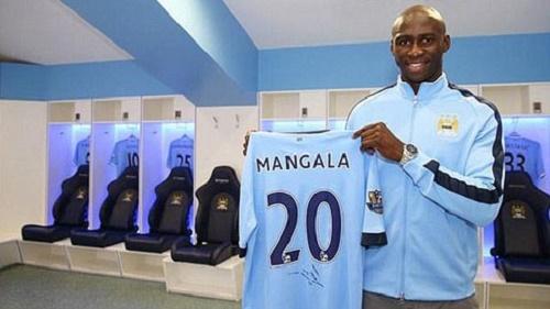 Chân dung cầu thủ Mangala