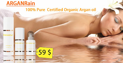 Arganrain Argan Oil For Stretch Marks