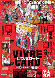 berapa harga One Piece Vivre Card Databook