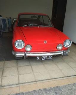 Dijual Mobil ANTIK Fiat 850 sport