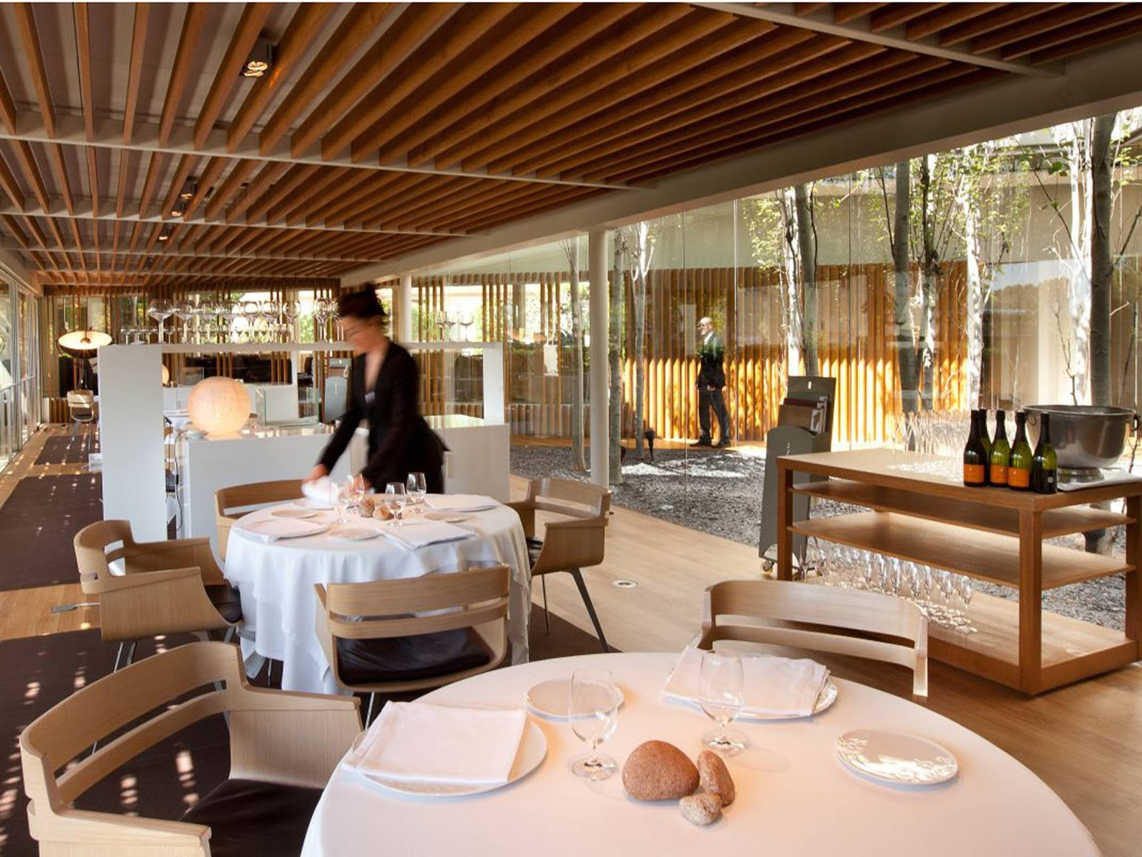 Barbacoas Para Restaurantes Passion For Luxury El Celler De Can Roca Best Restaurant