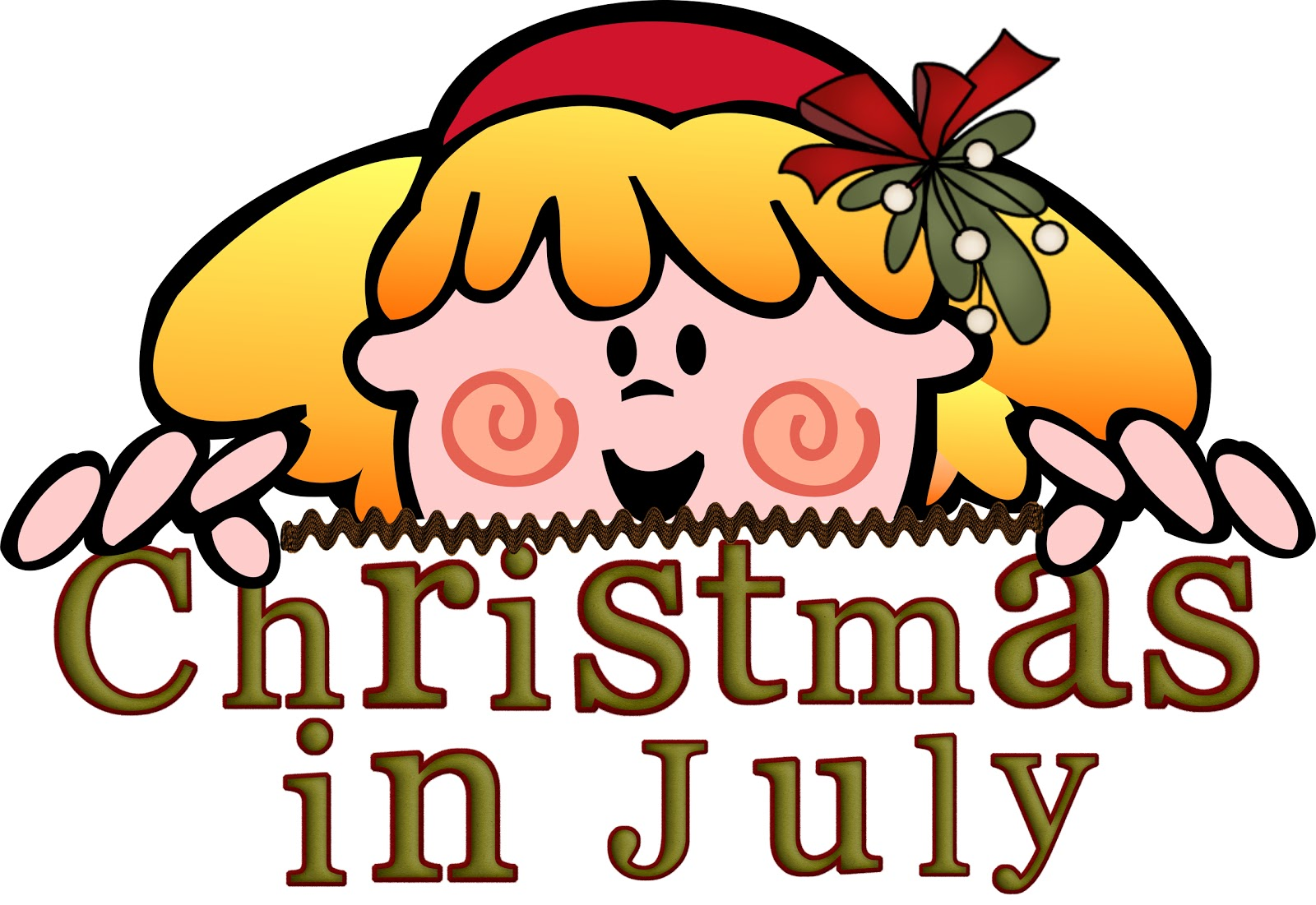 Christmas In July Clipart.Christmas In July Clip Art Free Christmas Ideas