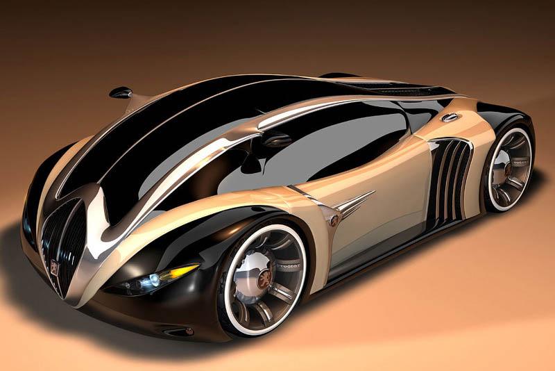 3d araba resimleri