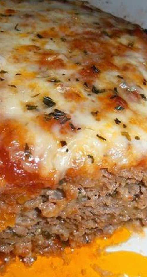 Italian Meatloaf RECIPE FOR TODAY
