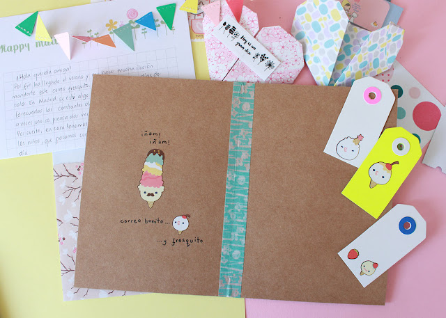 ¡Apúntate al swap de snail mail de este verano!