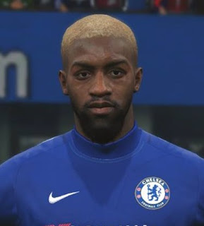 PES 2017 Faces Tiémoué Bakayoko by FaceEditor Jefferson_SF