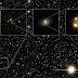 A lente que essa supernova produziu dará aos cientistas uma visão da expansão do Universo