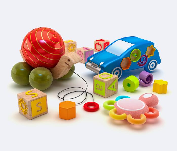 Nasze zabawki - co najczęściej wybieramy?