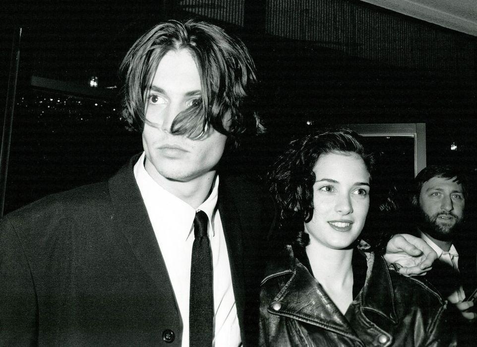 baffetti: Winona Ryder and Johnny Depp