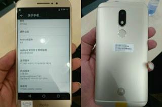 Spesifikasi Motorola Moto M Hadir dengan Baterai 5.100 mAh