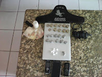 GCMs de Santa Bárbara d´Oeste equipe de Apoio Tático após denúncia detém elemento com drogas no Jardim Europa I