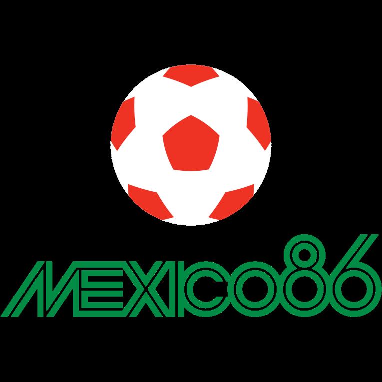 Logo Piala Dunia FIFA Tahun 1986 Meksiko