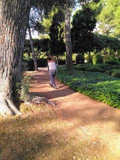 jardines de marivent mallorca