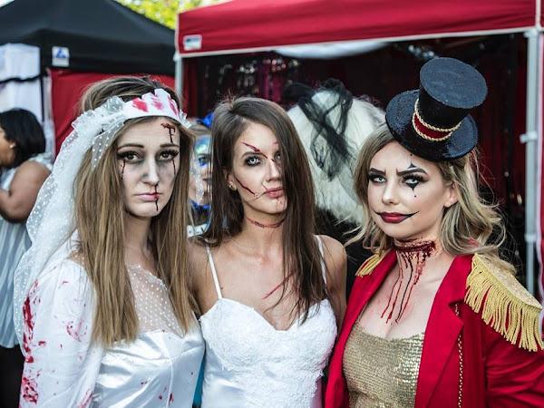 NYX X Spooktober Festival Event Recap