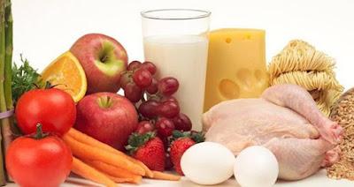 Contoh Makanan 4 Sehat 5 Sempurna dan Kandungan Gizinya