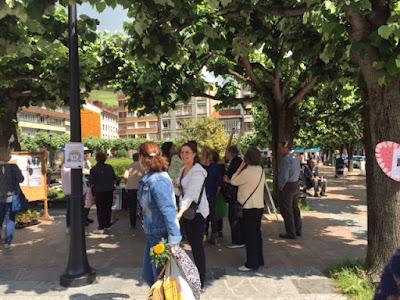 31 de mayo de 2016. Plaza de Alfonso X El Sabio.