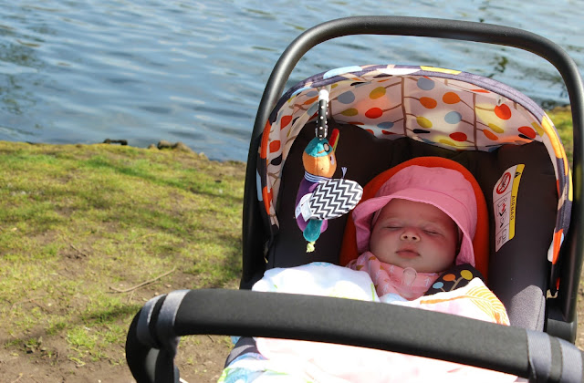 Cosatto Giggle 2 Travel System Car Seat Review