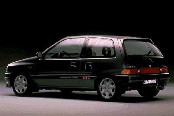 Ficha Técnica: Daihatsu Charade GTti (1993)