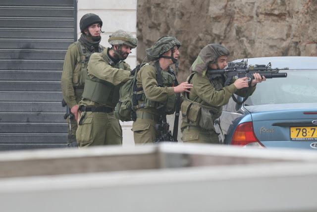 Regime israelense mente sobre palestino executado em Qalandia
