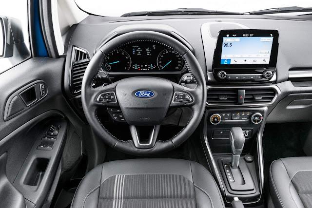 Ford EcoSport 2019 - interior