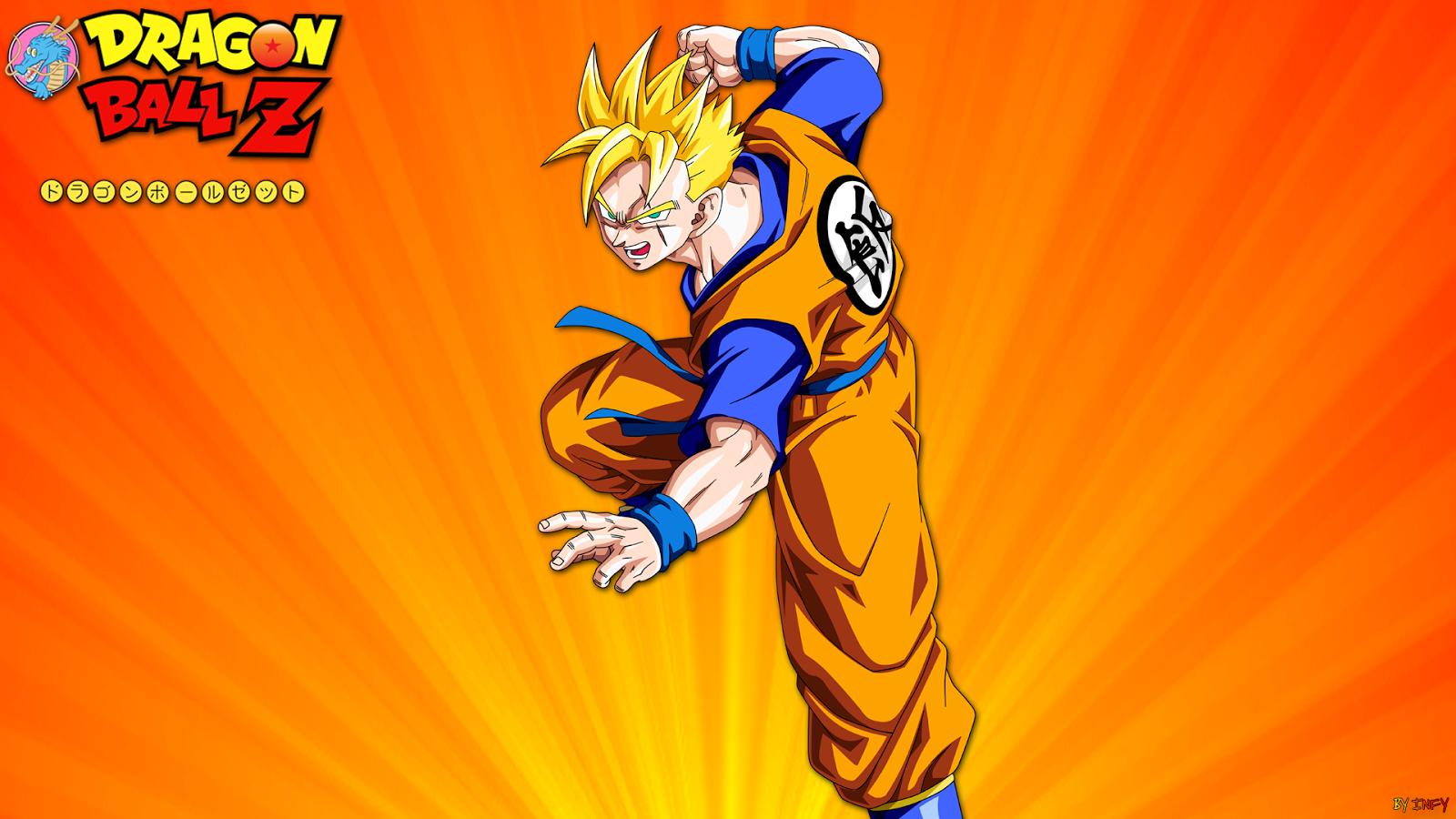 Download Wallpaper Hd Untuk Pc Download Dragon Ball Songoku Full Hd Wallpapers Hd