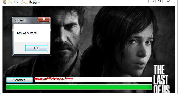 Games play experience the last of us key generator - How long does a generator last ...
