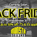 #BlackFriday Monsta Gymwear – Black Friday Sale in South Africa