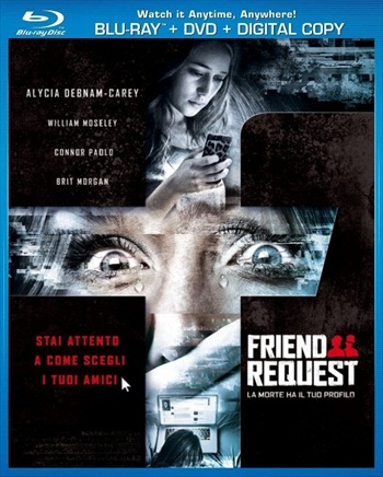 Friend Request Dual Audio Hindi 480p BRRip 280mb Download