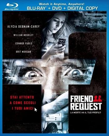 Friend Request 2016 Dual Audio Hindi Bluray Movie Download