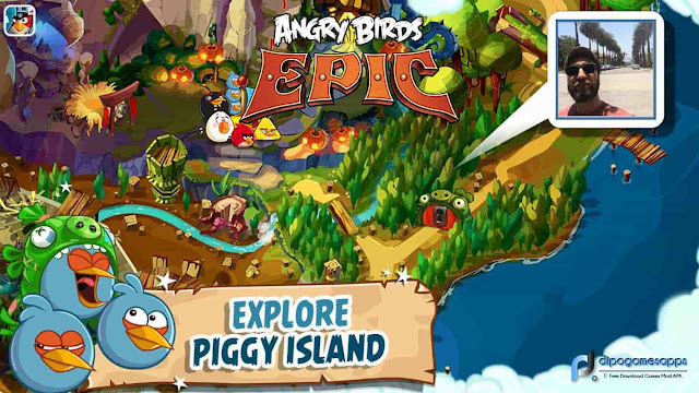 Angry Birds Epic APK + Data free on Android