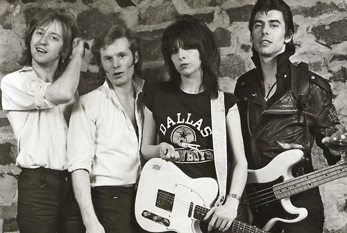 Un clásico: The Pretenders - I'll Stand By You
