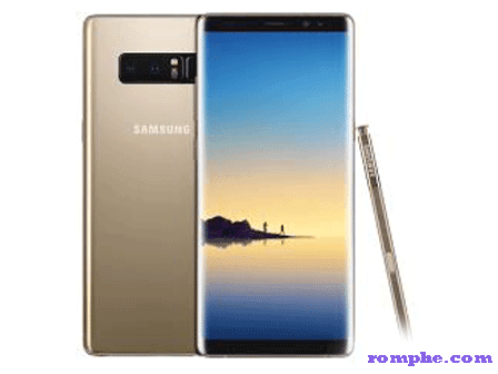 Firmware Download For Samsung Galaxy Note 8 SM-N950W