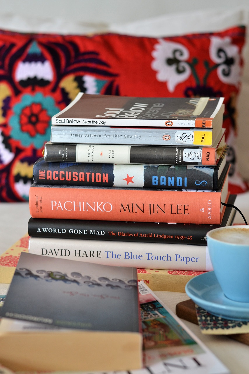 № 8 reading list | North Korean stories by Bandi · Lisa Hjalt